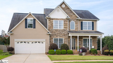 157 Saint Johns Street, Simpsonville, SC 29680 - MLS#: 1374594