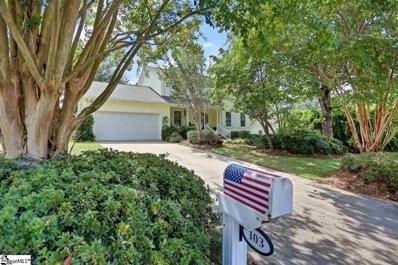103 Appomattox Drive, Simpsonville, SC 29681 - MLS#: 1375697