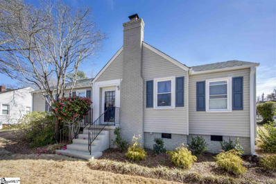 243 Melville Avenue, Greenville, SC 29605 - MLS#: 1375935