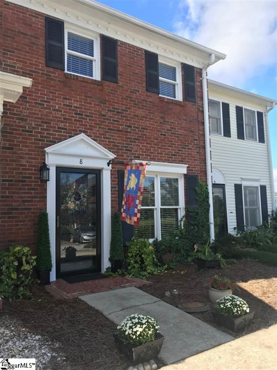 2808 E North Street UNIT Unit 8, Greenville, SC 29615 - MLS#: 1377056