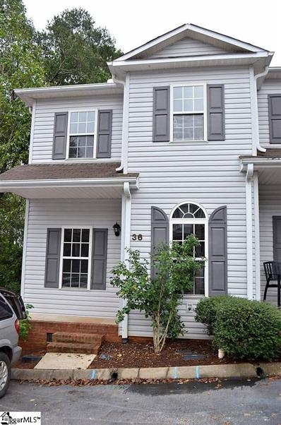 36 Huntress Drive, Greer, SC 29651 - MLS#: 1377565