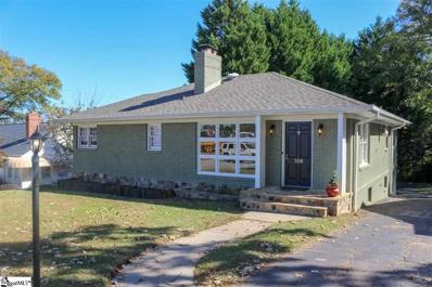 306 Memorial Drive, Greer, SC 29651 - MLS#: 1379610