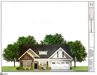 196 Zoar Heights Road, Greer, SC 29651 - MLS#: 1384426