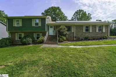 134 W Forest Drive, Spartanburg, SC 29301 - MLS#: 1389954
