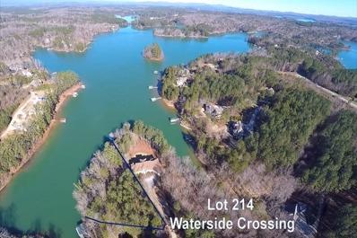Lot 214 Waterside, Seneca, SC 29672 - #: 20193237