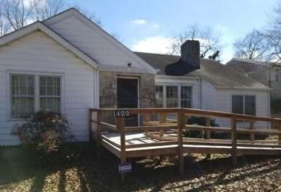 1422 Greenwood Rd, Chattanooga, TN 37411 - MLS#: 1276968