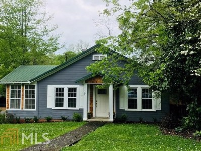167 College St, Summerville, GA 30747 - MLS#: 1281080