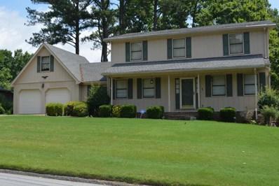 1719 Rock Bluff Rd, Hixson, TN 37343 - MLS#: 1283864