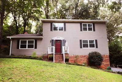 7712 Cove Ridge Dr, Hixson, TN 37343 - MLS#: 1287515