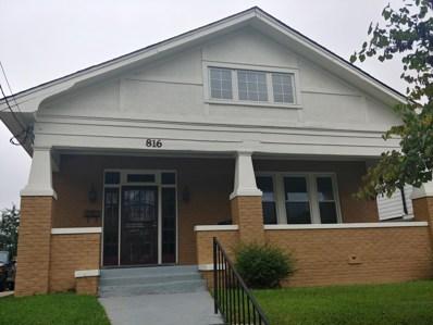 816 E M L King Blvd, Chattanooga, TN 37403 - MLS#: 1288065