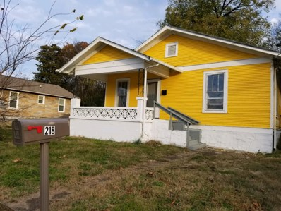 218 N Hickory St, Chattanooga, TN 37404 - MLS#: 1291288