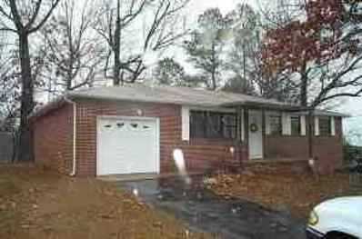 121 Diane Ln, Fort Oglethorpe, GA 30742 - MLS#: 1291873