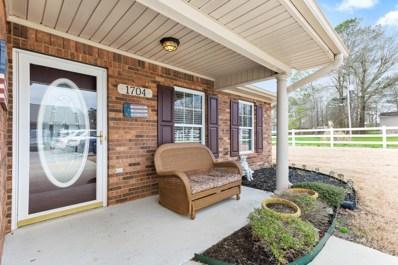 1704 Applebrook Dr, Rossville, GA 30741 - MLS#: 1295667