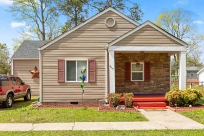 1415 Choate Rd, Chattanooga, TN 37412 - MLS#: 1297196