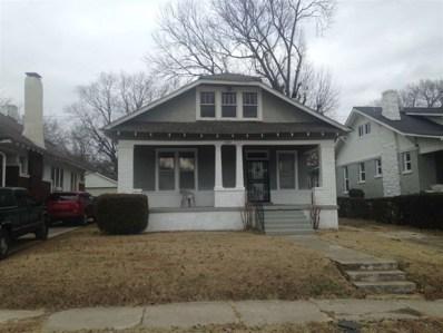 1228 Forrest Ave, Memphis, TN 38104 - #: 10019188