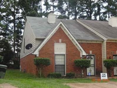 5587 Crepe Myrtle Dr, Memphis, TN 38115 - #: 10023810