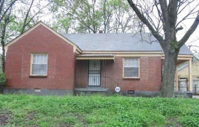 991 Prescott Rd, Memphis, TN 38111 - #: 10024276