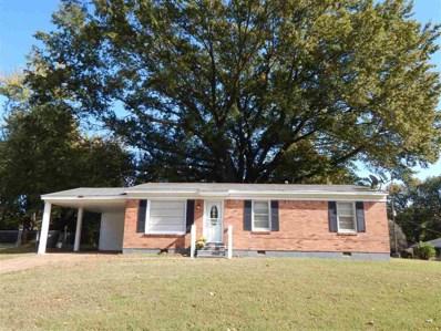 3154 Periwinkle St, Memphis, TN 38127 - #: 10035391