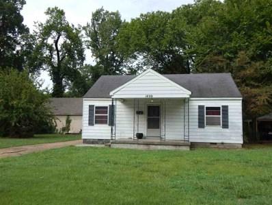 1409 Depass St, Memphis, TN 38122 - #: 10035499