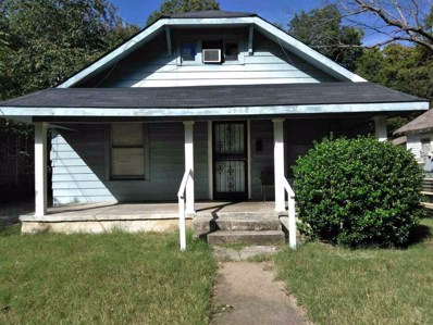 3468 Bowen St N, Memphis, TN 38122 - #: 10038801