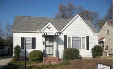 3568 Coleman Ave, Memphis, TN 38122 - #: 10038974