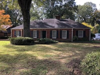 297 S Grove Park Rd, Memphis, TN 38117 - #: 10040156