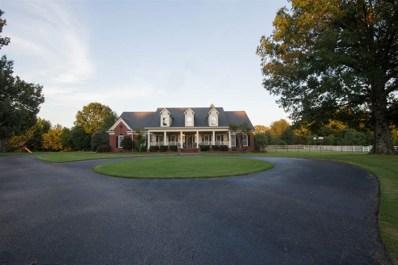 5166 Rowen Oak Rd, Collierville, TN 38017 - #: 10040584