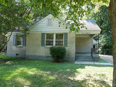 1481 Salem St, Memphis, TN 38122 - #: 10040820
