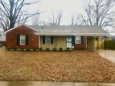 3062 Claudette St, Memphis, TN 38118 - #: 10043207