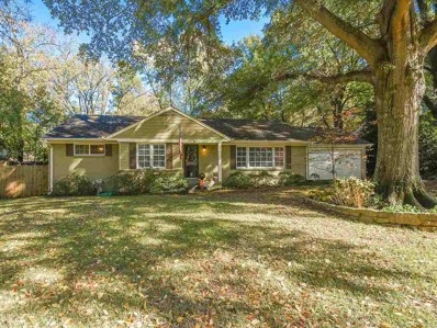 1174 W Crestwood Dr, Memphis, TN 38119 - #: 10043578