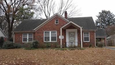 3821 Highland Park, Memphis, TN 38111 - #: 10043704