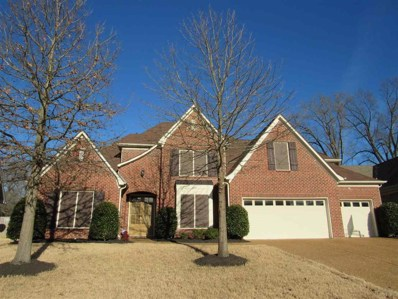4846 Fox Springs Dr, Collierville, TN 38017 - #: 10043715