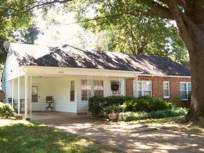 4787 Violet Ave, Memphis, TN 38122 - #: 10044004