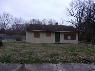 1222 Canfield Dr, Memphis, TN 38127 - #: 10044250