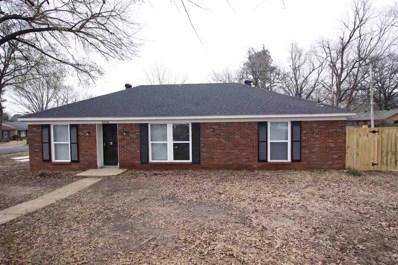 2836 Watson St, Memphis, TN 38118 - #: 10044263