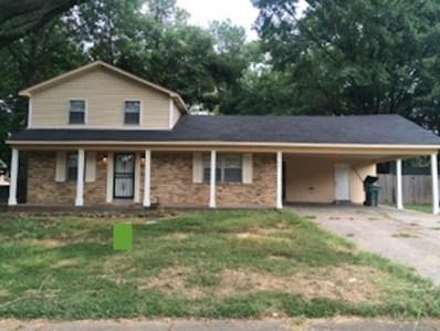 3308 Brookmeade St, Memphis, TN 38127 - #: 10044387