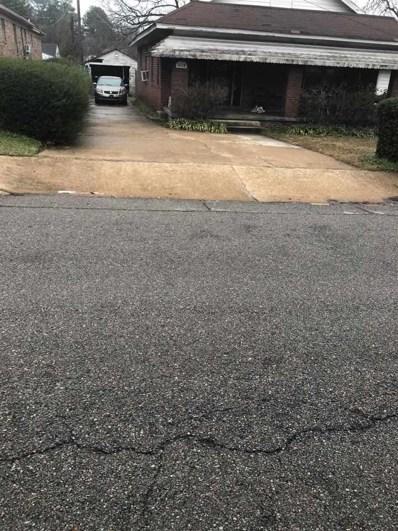 1408 S Willett St, Memphis, TN 38106 - #: 10044504