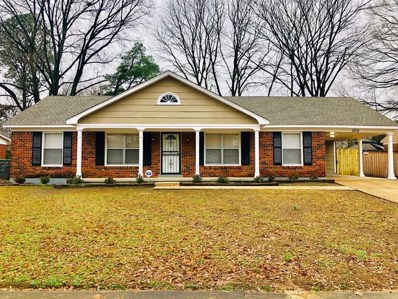 3719 King James Dr, Memphis, TN 38118 - #: 10045021