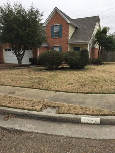 1778 Black Bear Cir E, Memphis, TN 38016 - #: 10045463