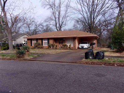 4302 Almo Ave, Memphis, TN 38118 - #: 10045547