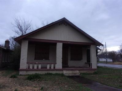 933 N McNeil St, Memphis, TN 38107 - #: 10045555