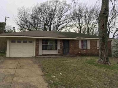 3135 Gattling St, Memphis, TN 38127 - #: 10045781