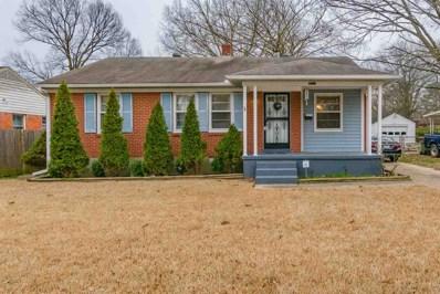 4717 Owen Ave, Memphis, TN 38122 - #: 10046234