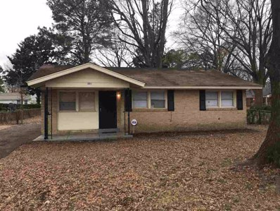 321 Stoneham St, Memphis, TN 38109 - #: 10046411