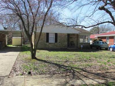 1651 Duke St, Memphis, TN 38108 - #: 10047408