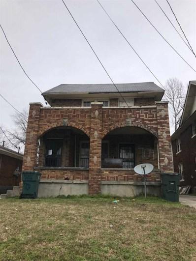 702 E McLemore Ave, Memphis, TN 38106 - #: 10047723
