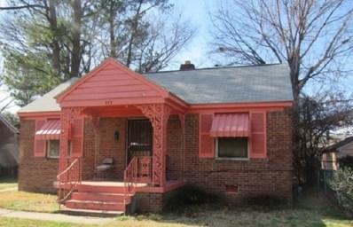 907 Maxey St, Memphis, TN 38111 - #: 10048484