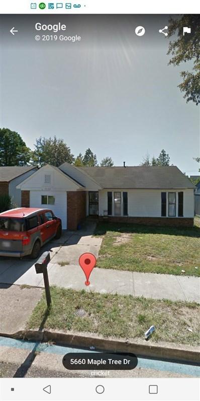 5659 Maple Tree Rd, Memphis, TN 38115 - #: 10048581