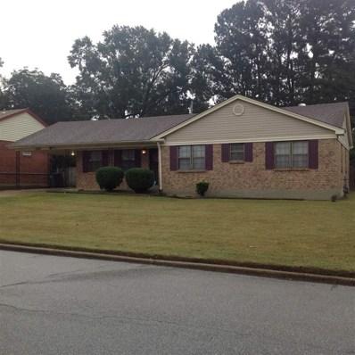 4434 Deerland St, Memphis, TN 38109 - #: 10048754
