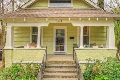 1915 Oliver Ave, Memphis, TN 38104 - #: 10049041